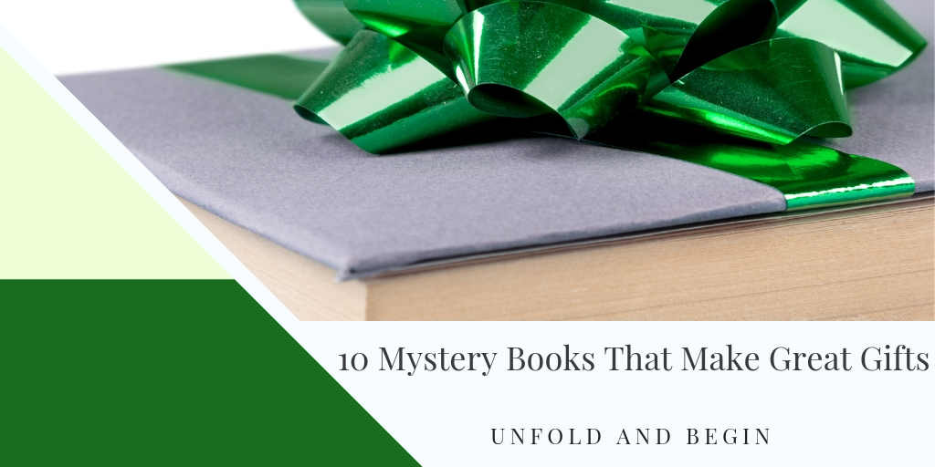 10 Mystery Books That Make Great Gifts